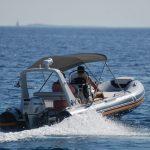 Rib boat 5m